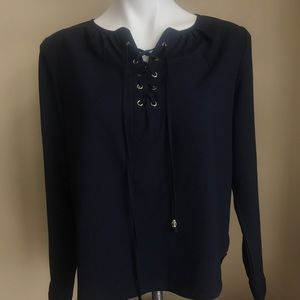 A'GACI Dark Blue Long Sleeve